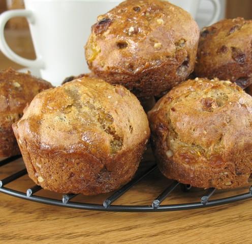 Buttertart Muffins 1983
