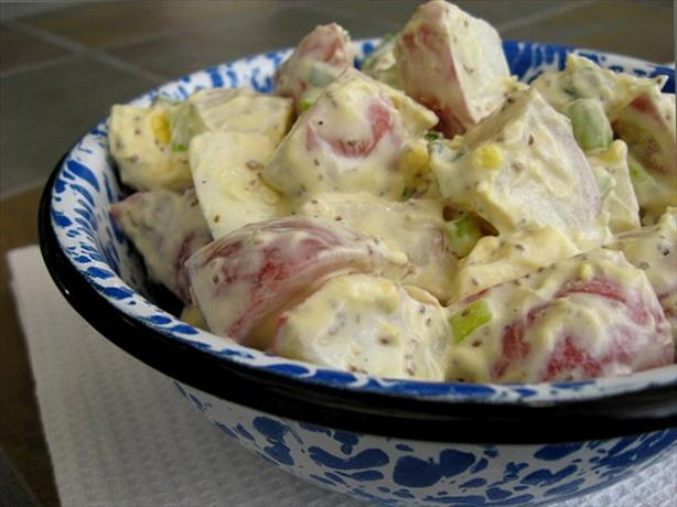 Marinated Potato Salad
