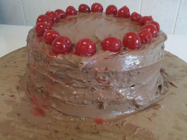 Brats Dr Pepper Cake