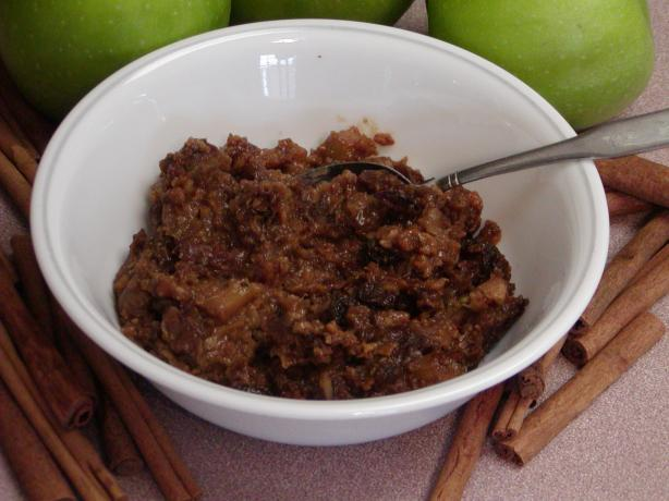 Crock Pot Breakfast Apple Cobbler