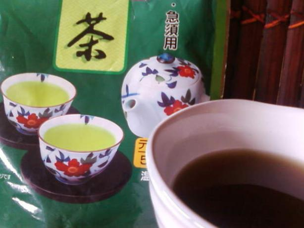 Immunity Booster Green tea Gargling