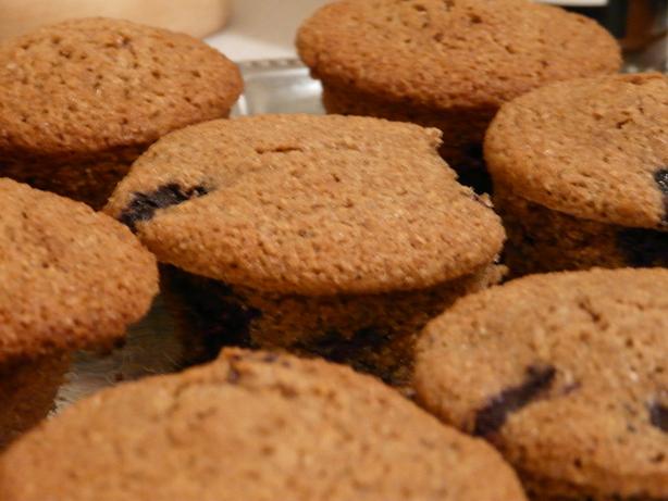 Raisin Bran Muffins That Work