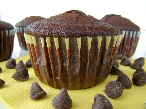 Eggless Chocolate Chipit Snackin' Muffins