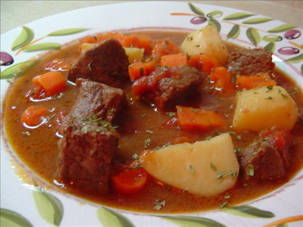 Favourite Beef Stew