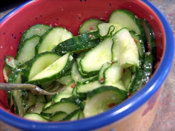 Hot Kimchi Pickle - Quick