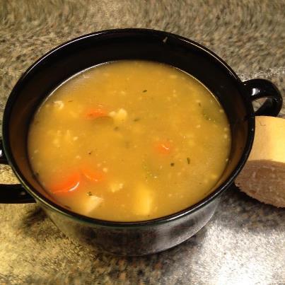 Dad's Chicken Soup