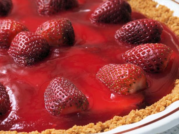 Sugar-Free Strawberry Pie