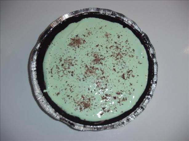 Mint Patty Pie