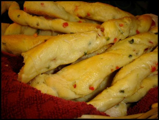 Jalapeno Breadsticks