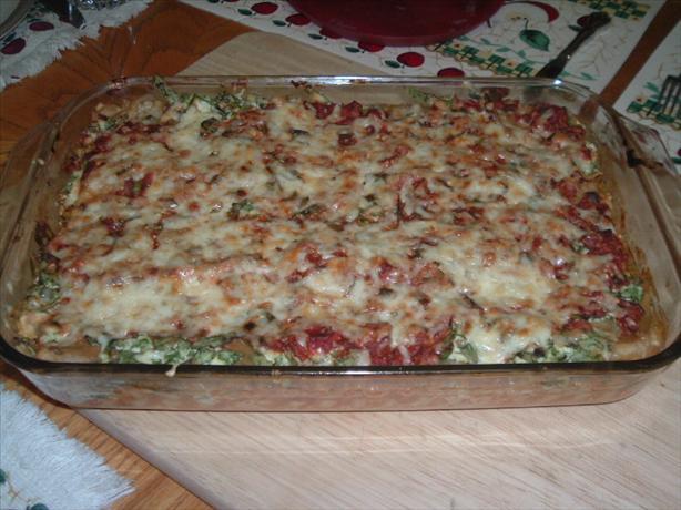 Lasagna Lite