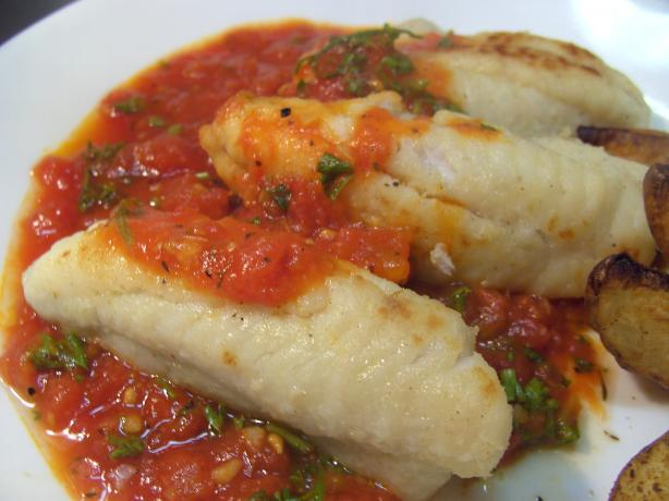 Snapper Livornese