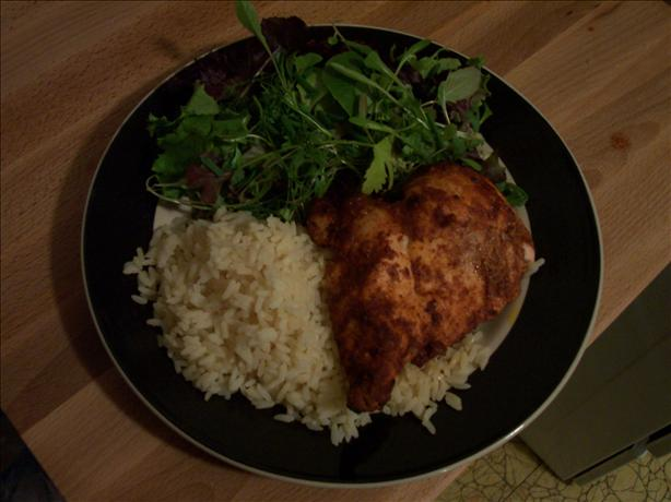 Lebanese Chicken Marinade