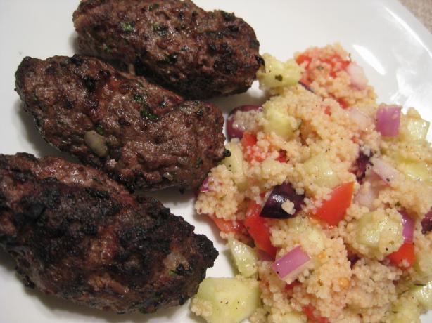 Moroccan Kefta Kebabs
