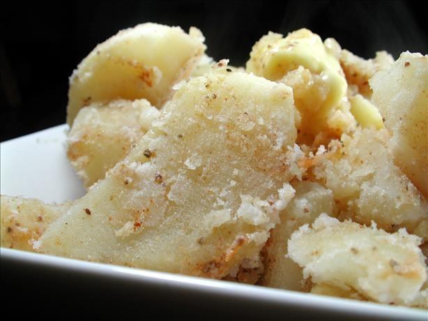 Old Bay Potatoes