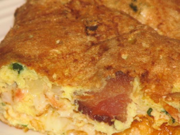 Fluffy Golden Frittata