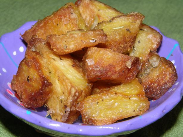 Timeless Roasted Potatoes