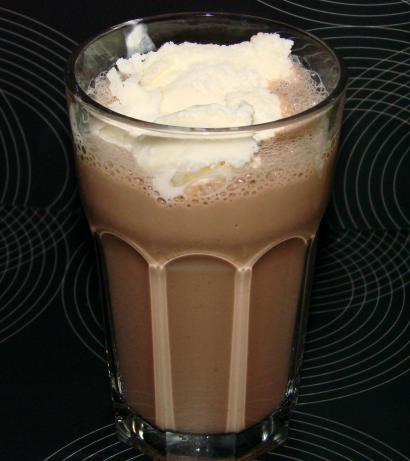 Chocolate Float!