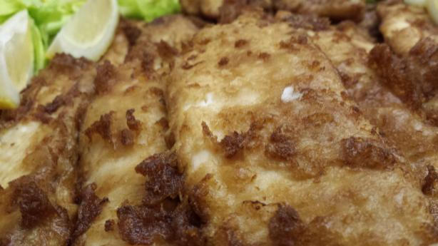 Kittencal's Beer Battered Fish