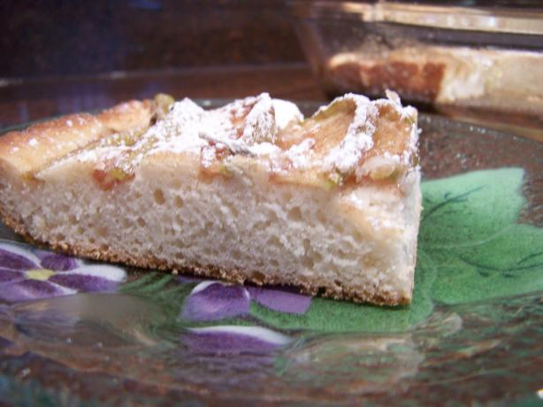 Fruit Kuchen