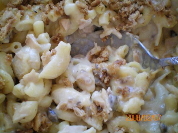 Tuna Noodle Crispy