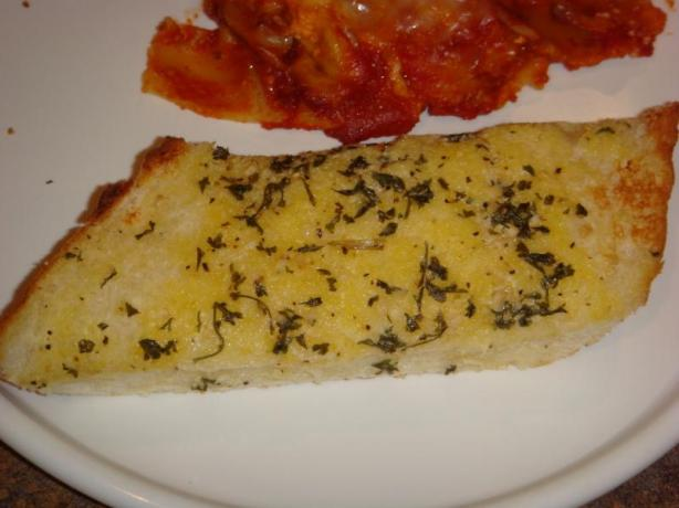 Louisiana Garlic Bread