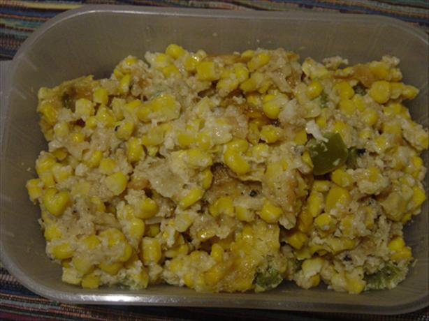 My G'ma's Best Scalloped Corn