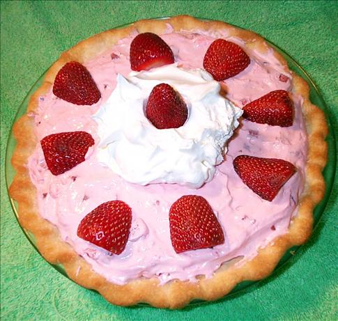 Super Strawberry Pie