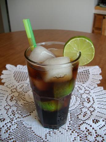 Lime Cola