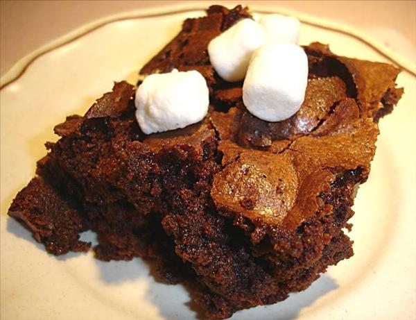 Mom's Marshmallow Brownies