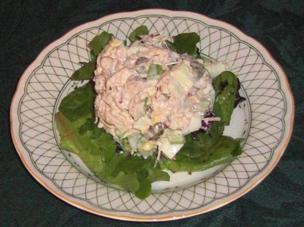 Basic Chicken Salad