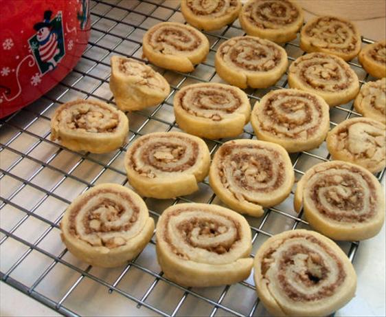 Cinnamon Sugar Pinwheel Cookies