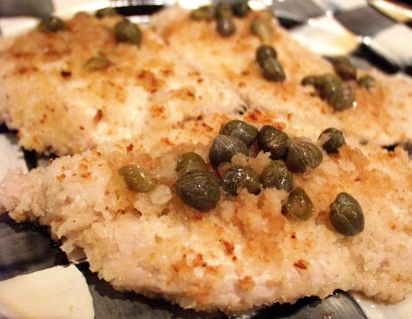 Chicken Scaloppine