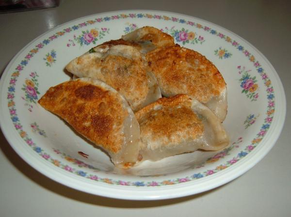 Tongg's Chinese Dumpling recipe (Gau Gee)