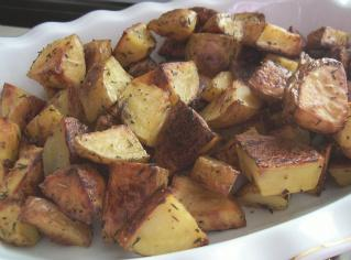Oven Potatoes