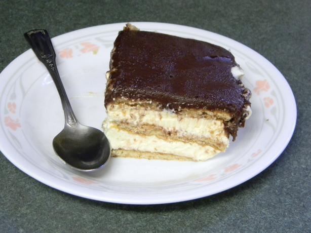 Chocolate Eclair Torte