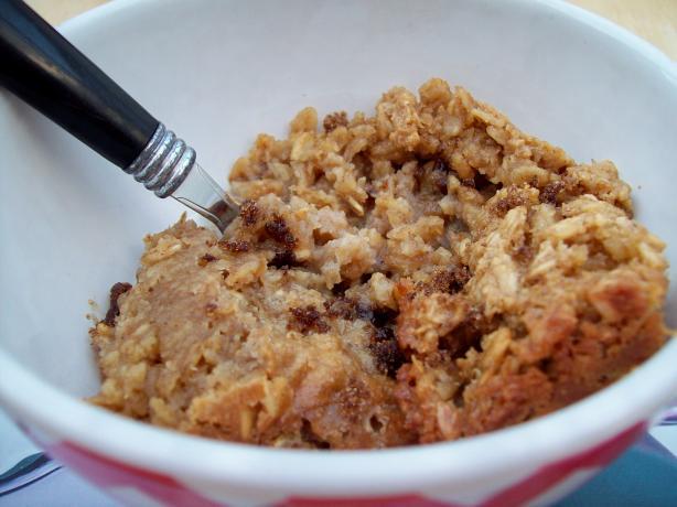 Jenny's Baked Oatmeal