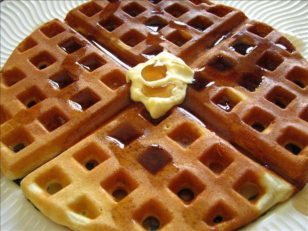 Soft Waffles