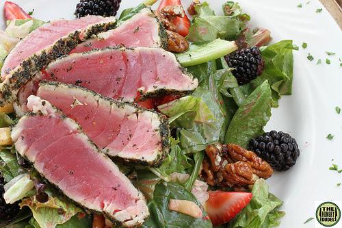 Herbed Fruit Salad