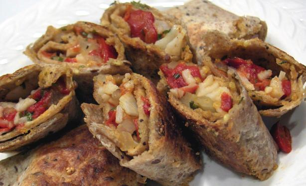 Crab Quesadillas