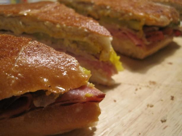 Cuban Sandwich - a Tampa Classic!