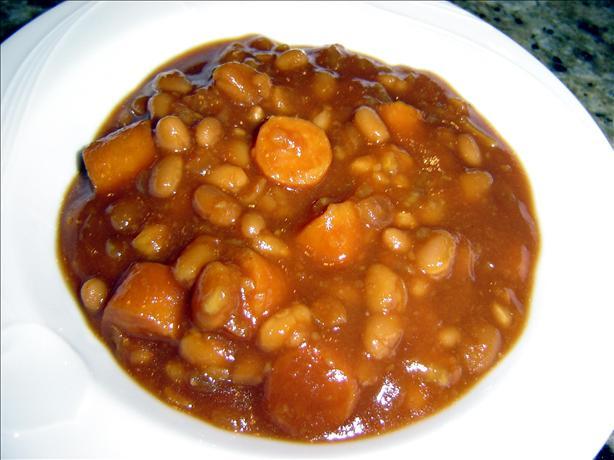 Crock Pot Beans 'n Wieners