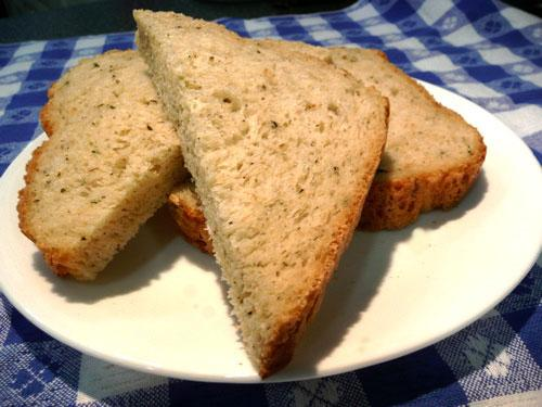 Four-Herb Bread (Bread Machine)