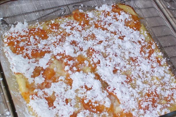 Apricot Clafouti