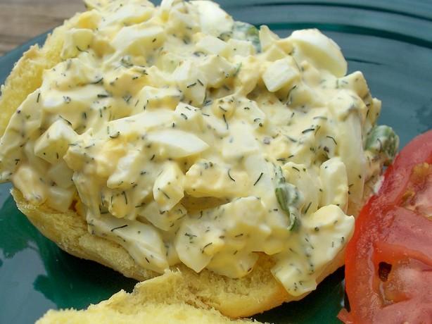 Egg Salad II