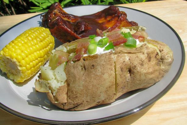 Your Basic Baked Potato