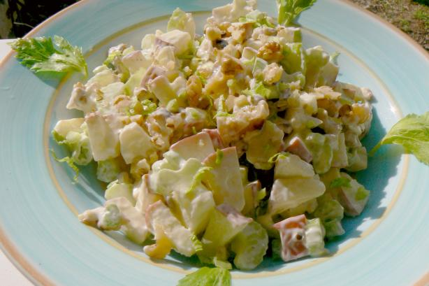 Old Time Waldorf Salad