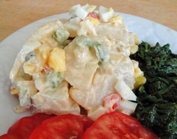 Ev's Potato Salad