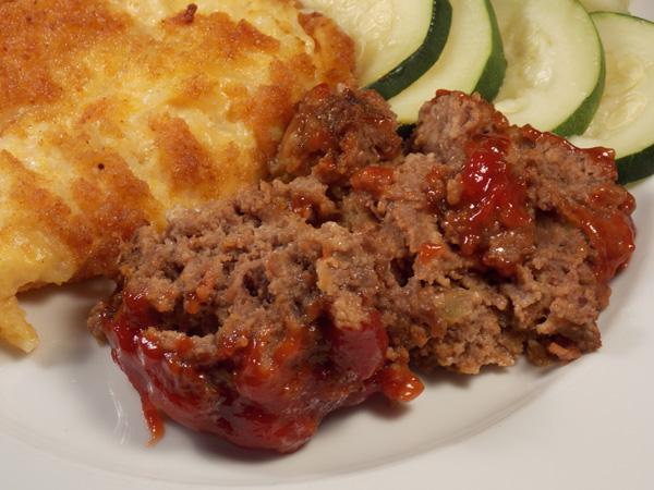 Tangy Meatloaf
