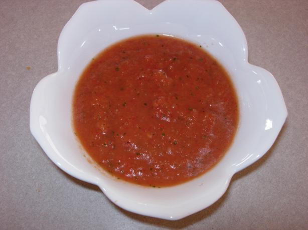 chia's gazpacho