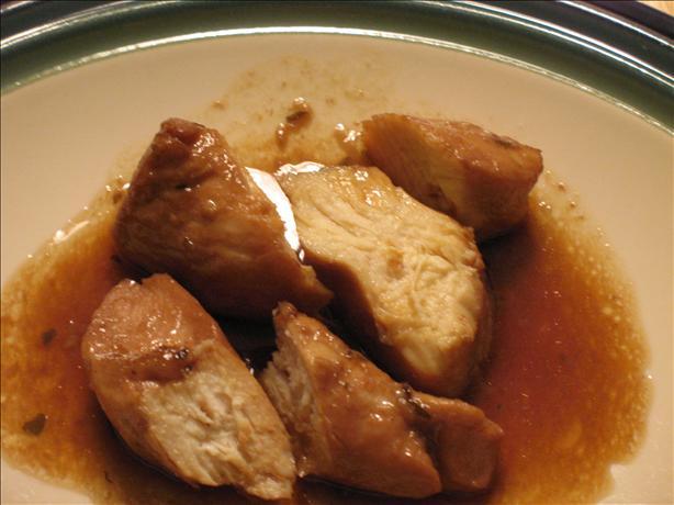 Savoury Chicken